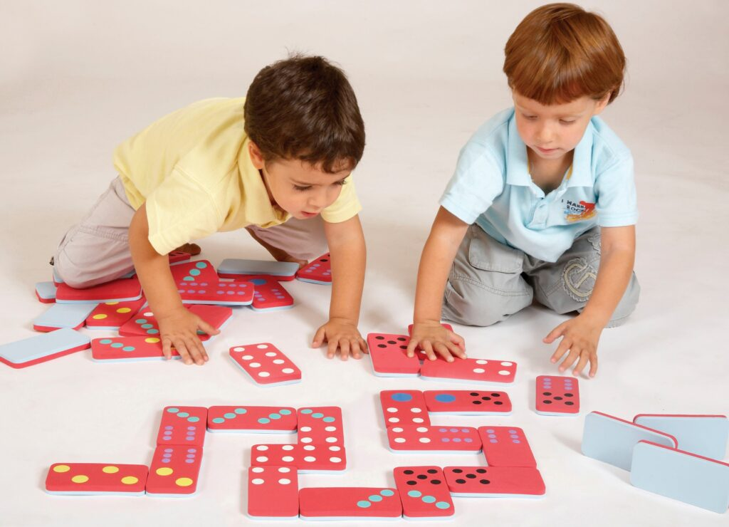 How role-playing affects a child's learning, gre verbal practice